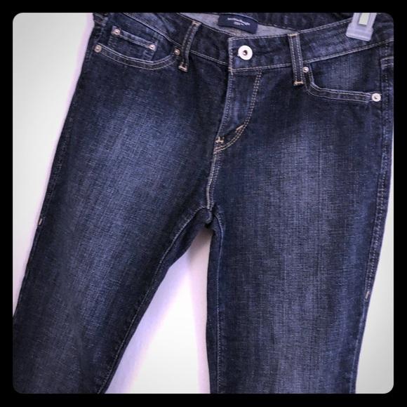 Levi's Denim - Levi's 552 mid rise straight sz 2 cotton/elastane